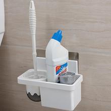 LanLan стильный клей для туалетной щетки комбинированный стеллаж для хранения Настенный Туалет стойки для хранения Туалет поставок-30