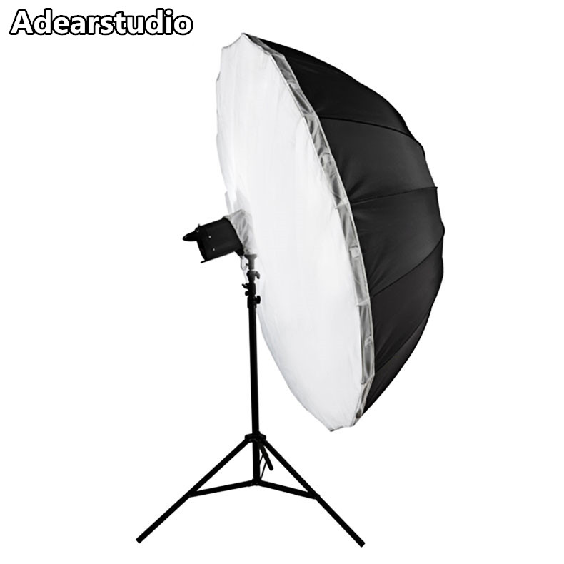 Reflective Umbrella Softbox: 150cm Dual Use Umbrella Softbox Reflective Umbrella