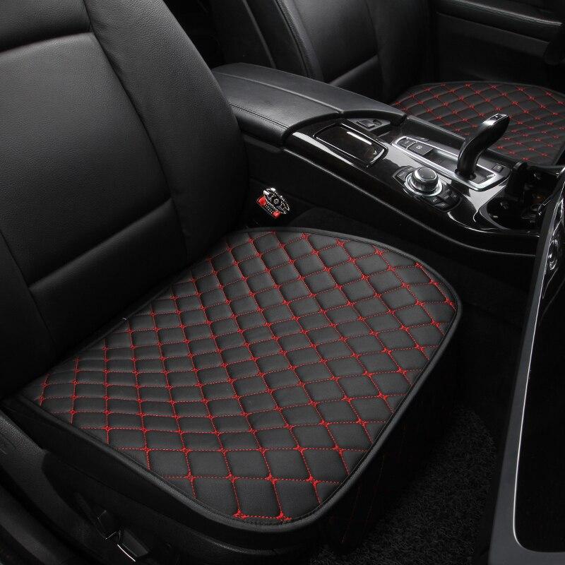 Housse de siège de voiture accessoires de protection de siège de voiture en cuir pour nissan terrano 2 tiida wingroad X-TRAIL t30 t31 t32 xtrail 2018