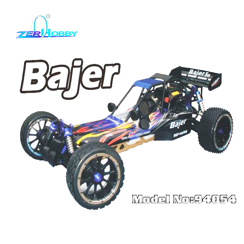 <font><b>HSP</b></font> RACING RC CAR TOYS <font><b>1</b></font>/<font><b>5</b></font> SCALE 2WD OFF ROAD BUGGY BAJA <font><b>BAJER</b></font> REMOTE CONTROL READY TO RUN HIGH SPEED 30CC ENGINE MODEL 94054