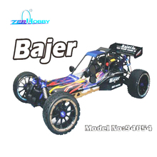 HSP RACING RC CAR TOYS 1/5 SCALE 2WD OFF ROAD BUGGY BAJA BAJER REMOTE CONTROL READY TO RUN HIGH SPEED 30CC ENGINE MODEL 94054
