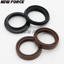 37 50 11 37x50x11 Motorcycle Accessories Front Fork Damper Shock Absorber Oil Seal & Dust Cover Size is