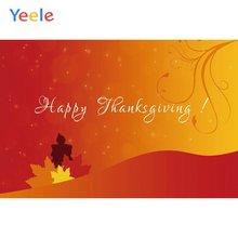 Фон для фотосъемки с изображением семьи на День Благодарения