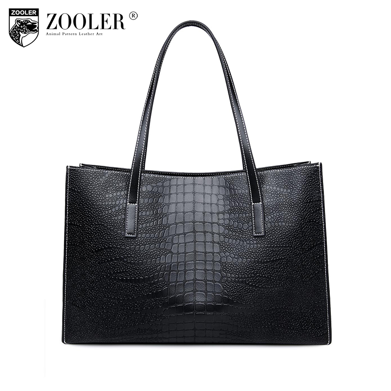 Detail Feedback Questions about 2018 ZOOLER women bag 100% Genuine Leather  bag Soft Skin Girls Travel Handbag Elegant Shoulder Purse Lady bolsa  feminina ... 98944937489e2