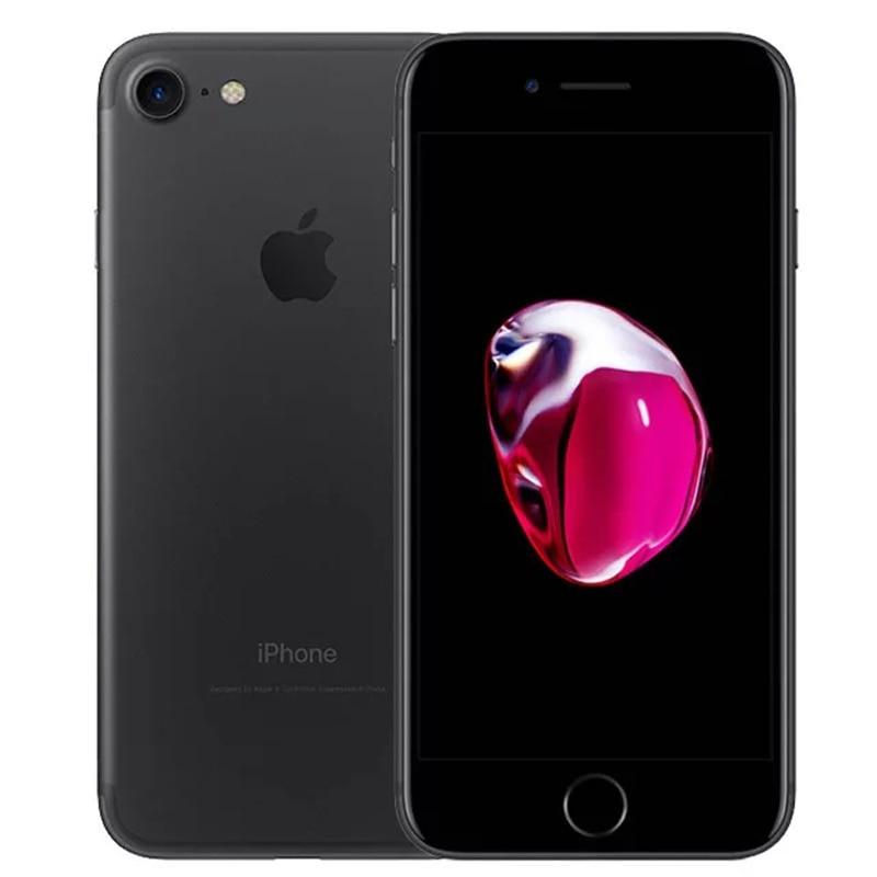 Original Unlocked used Apple iPhone 7 Mobile phone 2GB RAM iOS A10 4G LTE 12MP Quad Core fingerprint|Cellphones| - AliExpress