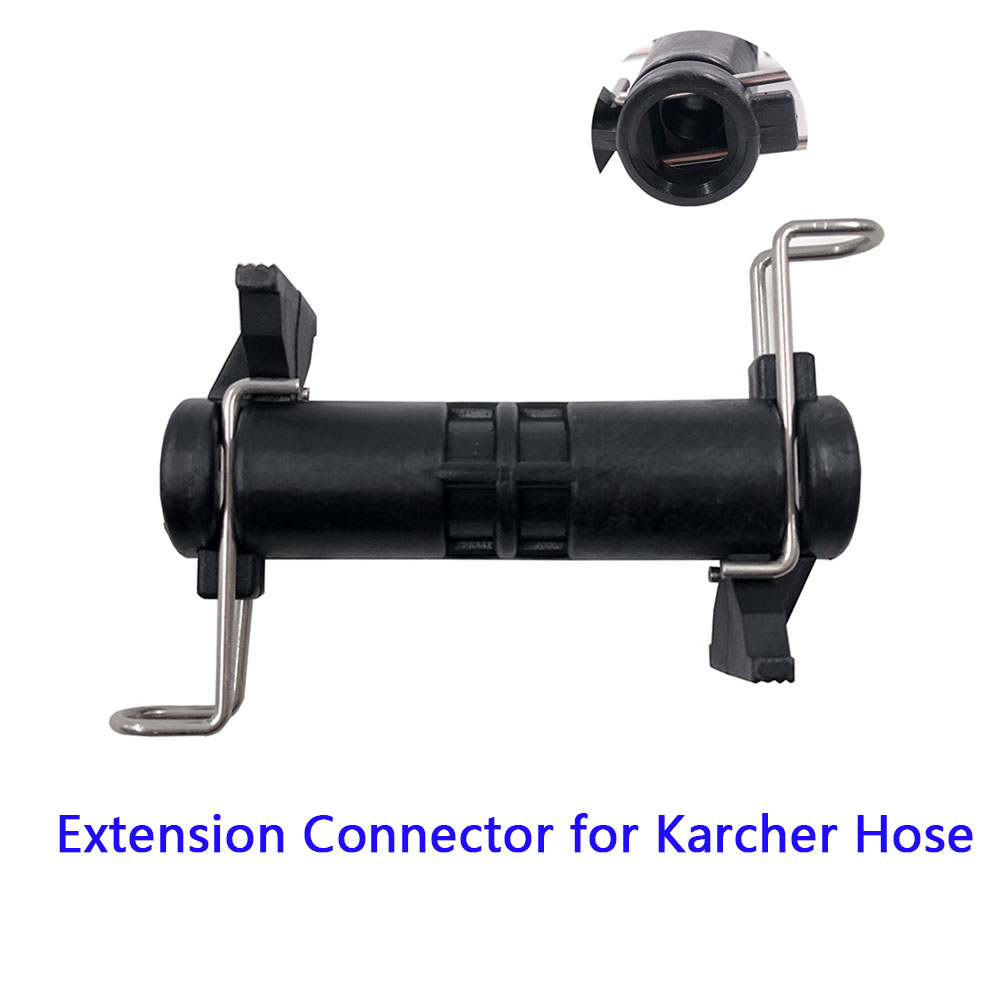 High Quality Hose Extension Connector for Karcher K-Series High Pressure Washer Water Cleaning Hose