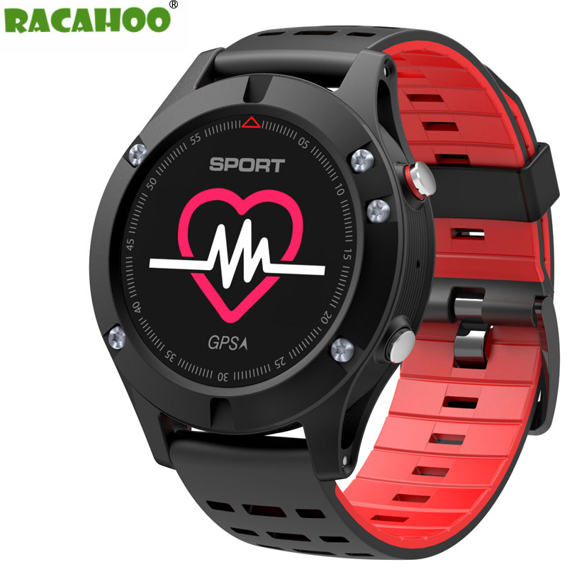 RACAHOO Smart Watch GPS Multifunction Sports Watch Altimeter Barometer Thermometer Heart Rate Sleep Monitoring Smartwatch interpad smart watch professional sports algorithm altimeter thermometer smartwatch heart rate monitor smart watch for xiaomi