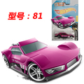 2016 Hot Wheels  081 PINK Metal Diecast Cars Collection Kids Toys Vehicle For Children Juguetes