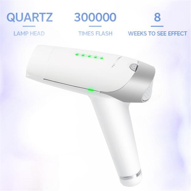 Lescolton Permanent Hair Removal Laser IPL Skin Rejuvenation Device for Body Epilator Home Pulsed Light IPL Laser Hair Remover