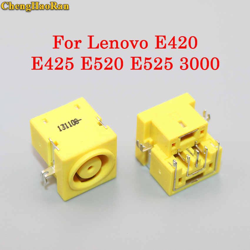 ChengHaoRan DC Power Jack สำหรับ Lenovo ThinkPad Edge E420 E425 E520 E525 3000 V100 V200 อินพุตปลั๊กพอร์ตซ็อกเก็ต