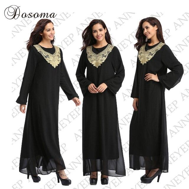 Maxi kleider muslim | Trendige Kleider für die Saison 2018