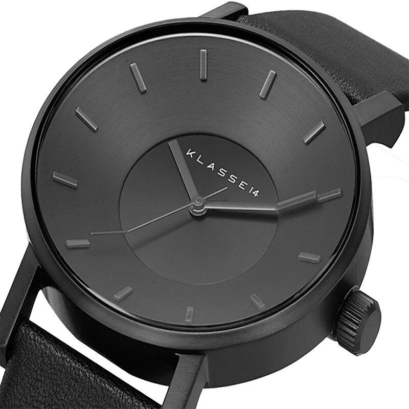 Casual Quartz Watch Men Women Top Brand Klasse14 Leather Watches Women Men 42mm Busines Quartz Watch