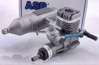 1 шт. ASP три листа S32A/AII 2 двигатель двигателя 5.2CC 2000 18000 (r. p. м) для фиксированного крыла модель самолета костюм для 10*6 11*5 лопатки