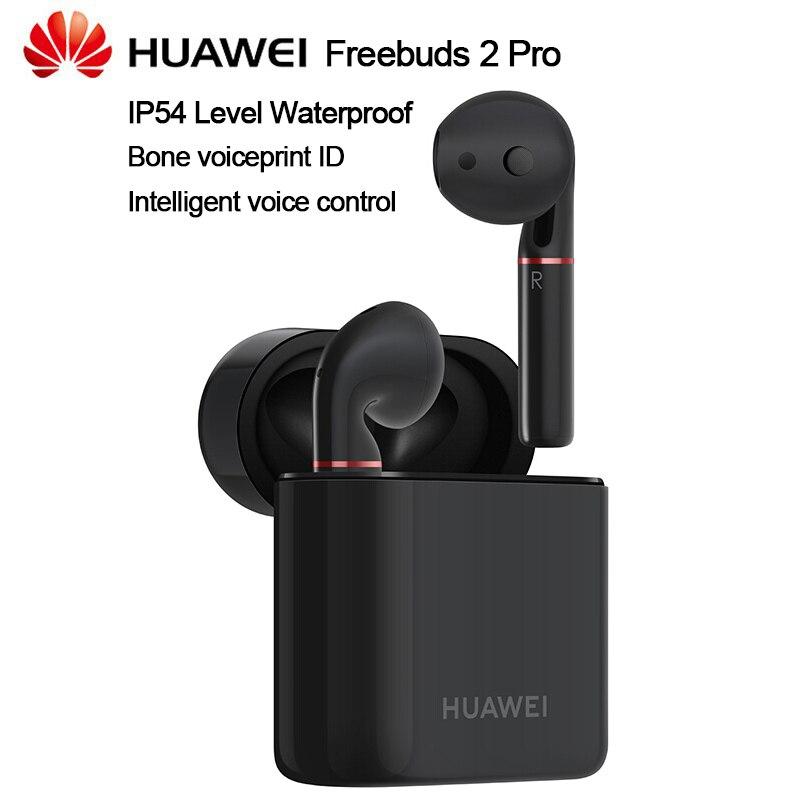 NOVO Huawei Freebuds Voiceprint 2 PRO Bluetooth 5.0 Fone de Ouvido com Osso ID Rápido o Carregamento do Fone De Ouvido para Huawei P20 PRO Magic2 v20