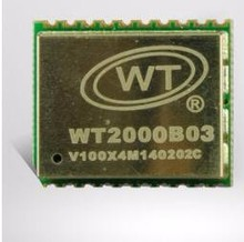 5 PCS LOT TTL 3.3v WT2000B03 1W amplifier MP3 player module