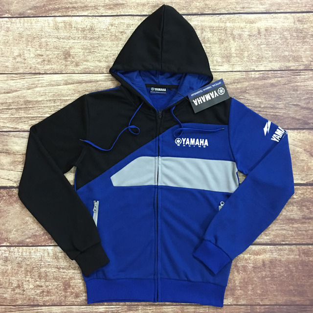 837e68878 M1 mens motorcycle hoodie racing moto riding yamaha hoody clothing jacket  men jackets cross Zip jersey sweatshirts coat