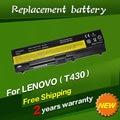 JIGU T430 Laptop battery 42T4711 For Lenovo 42T4714 42T4712 for THINKPAD E40 for ThinkPad Edge 14 0578-47B ASM 42T4703 42T4711