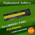 Jigu 42t4711 para lenovo 42t4714 42t4712 t430 bateria do portátil para thinkpad e40 para thinkpad edge 14 0578-47b asm 42t4703 42t4711