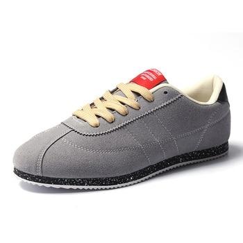 Купи Брендовые мужские кроссовки, мужская повседневная обувь из сетчатого материала, обувь на шнуровке, лоферы для мальчиков, легкая мужская обу... со скидкой alideals