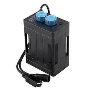 Image 1 - TrustFire EB03 wodoodporna 18650 obudowa na akumulator powerbank Box USB ładowanie telefonu DC 8.4V pojemnik na baterie skrzynka na Led rowerowy