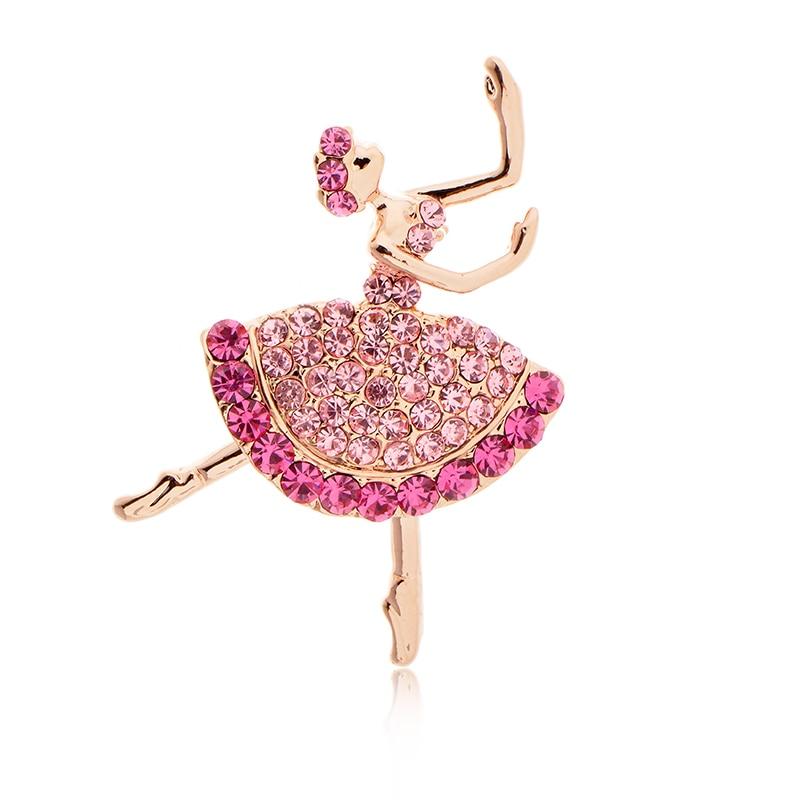 e0064a13d Балерина Брошь Оптовая продажа, Бесплатная доставка/Балетки для девочек/balerinas  Броши/корсажи