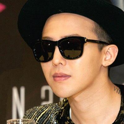 9ad8b929be 2015 Bigbang GD gdragon Gianna Jun same design Sun-shading summer style  sunglasses kpop korean fashion sunglasses anti UVA UVB