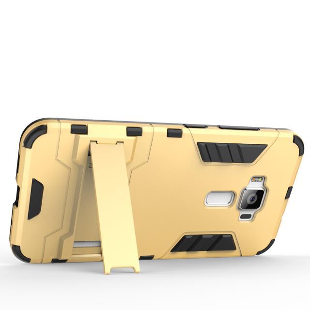 Soporte a prueba de golpes duro phone case para asus zenfone 3 lite ze520kl z017