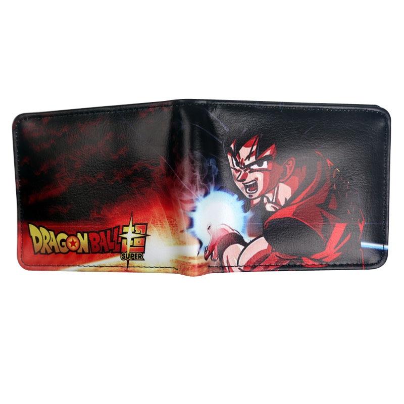 Anime Dragon Ball Super Wallet
