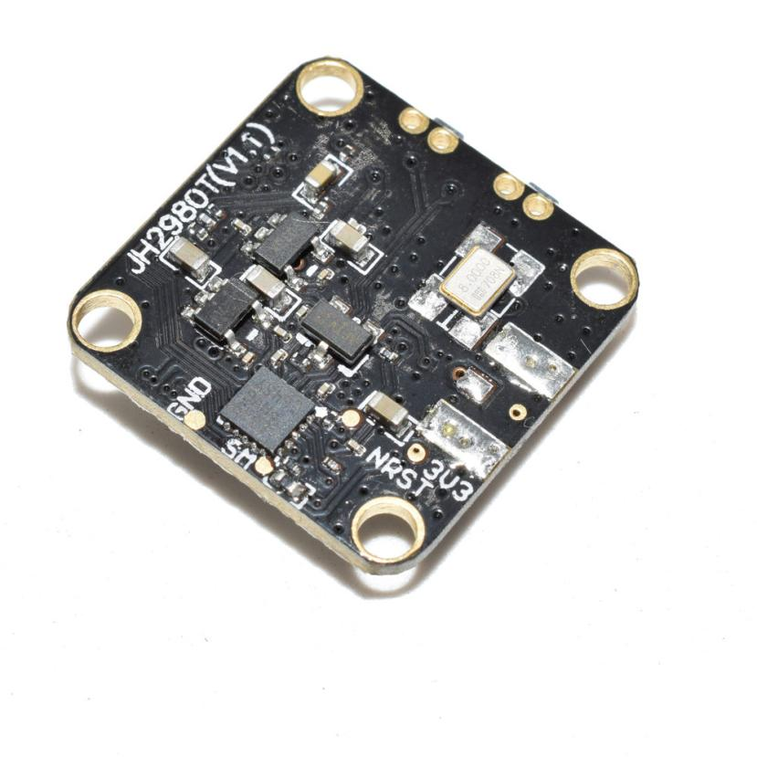 5.8G 48CH 25mW/200mW Switchable FPV Transmitter TX IPEX IPX 16*16mm Mounting Hol Z911