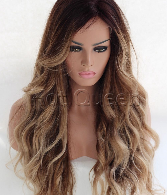 Glueless Full Lace Wigs 100 Brazilian Virgin Human Hair