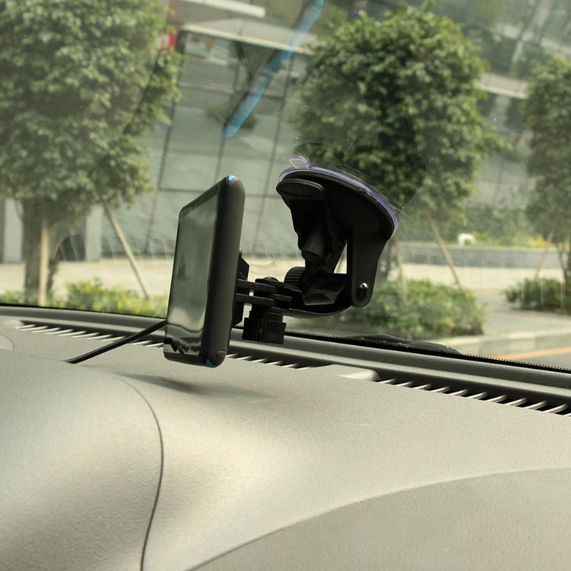 CARCHET Car 5 HD Touch Screen GPS Navigation Navigator MP3 FM 128MB 8GB America