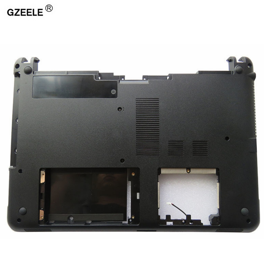 цены GZEELE for sony FOR vaio SVF14 SVF14E SVF1421S1E SVF1421TST SVF1421UST SVF142C29U SVF1431 Laptop Bottom Base Cover Lower case
