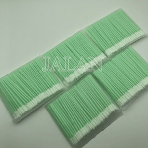 Image 4 - 100pcs/bag Pro Dust Free Disposable Cleaning Swab Cotton Stick For Headphone Mobile Phone Charge Port Cleaning