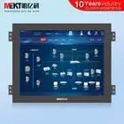 MEKT19/17/12/10,4/15 дюймов промышленные встраиваемые монитор с сенсорным экраном 1024*768/hdmi VGA, hdmi, DVI/DC 12V по индивидуальному заказу с большим числом зн...