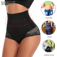Pantalon taille haute sans couture pour femmes, amincissant, contrôle du ventre, culotte, sous vêtement Corset pour femmes, collection gaine amincissante