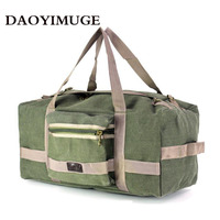 Tuval tote çanta erkek tote bagaj tek omuz eğimli bez seyahat çantası