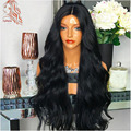 Virgin Brazilian Hair Wigs Body Wave Lace Front Human Hair Wigs For Black Women 150 Density Glueless Full Lace Human Hair Wigs