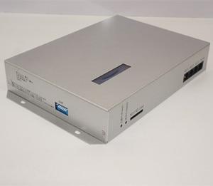 Image 3 - T 300K T300K SD Card on line TRAMITE PC RGB di colore Completo ha condotto il regolatore modulo 8 porte 8192 pixel ws2811 ws2801 ws2812b ha condotto la striscia