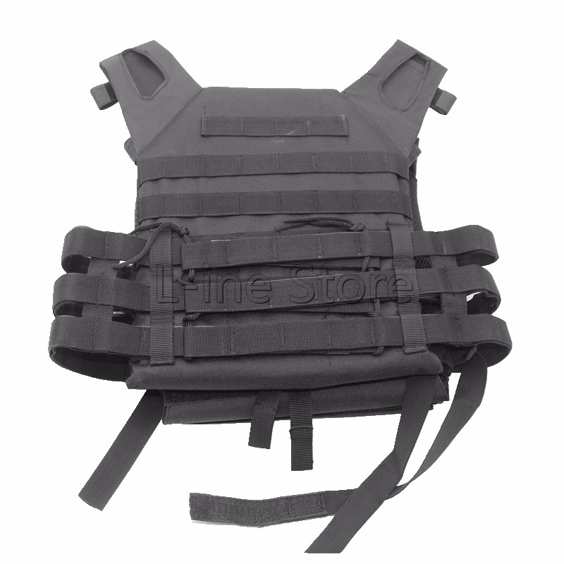Tactical Combat Vest JPC Outdoor Hunting Wargame Paintball Protective Plate Carrier Waistcoat Airsoft Vest tactical jumper carrier vest 1000d nylon emerson jpc vest simple version hunting vest airsoft combat gear em7344 with plate