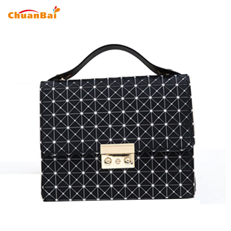 ФОТО Womens Bags Handbags Women Famous Brands Leather Handbags Casual Tote Women Crossbody Messenger Bag Solid Shoulder Bags CBP295