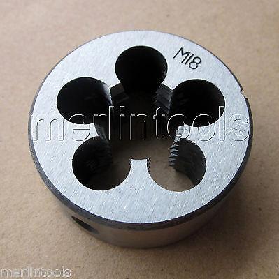 18 мм x 2,5 Метрическая правая резьба M18 x 2,5 мм шаг