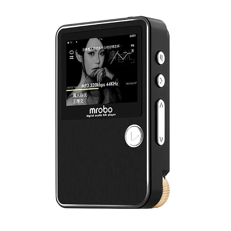 Metal HIFI MP3 Player Lossless Music Player DSD HIFI Music High Quality Mini Sports Hi Fi Walkman