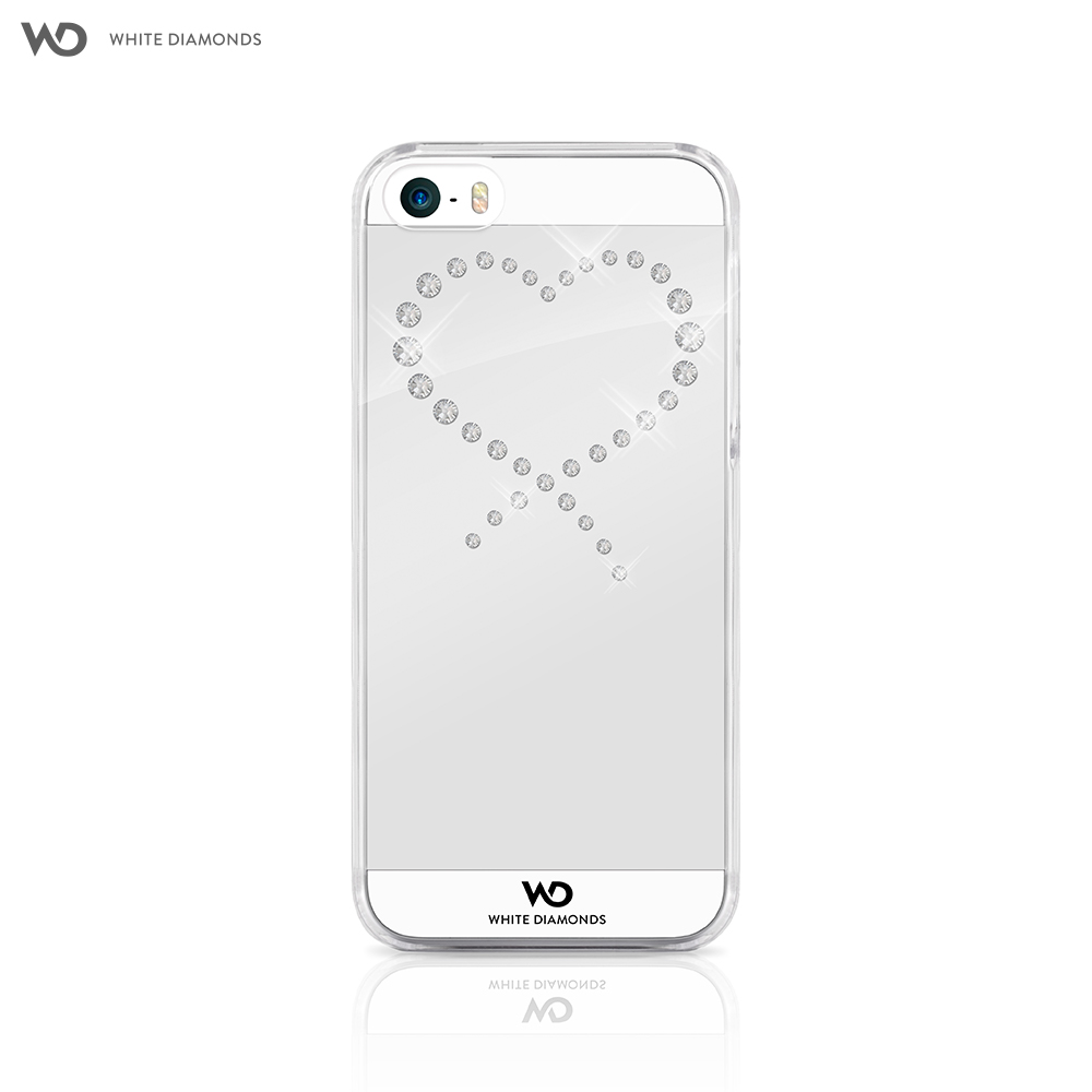 Mobile Phone Bags & Cases White Diamonds 1230ETY5 cover plate case bag replacement detachable plastic remote key cover shell case for fiat white