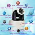 Wi-fi P2P 720 P Megapixel HD Sem Fio Pan Tilt Câmera IP Monitor de Bebê para casa Robô Babá Câmera Gravar Vídeo De Apoio Móvel telefone