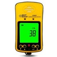 AS8907 ручной детекторы окиси углерода CO метр тестер AS 8907 0 ~ 1000PPM