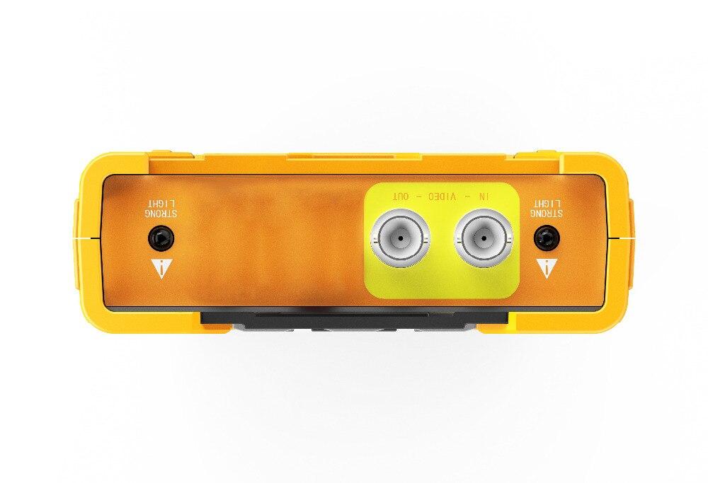 4 Inch H.265 4K IP CCTV Tester Monitor Analizor camera Tester Onvif - Securitate și protecție - Fotografie 6