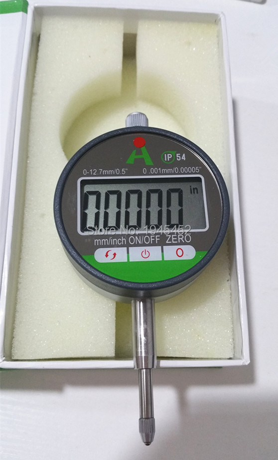 0.001mm Electronic Micrometer 0.00005