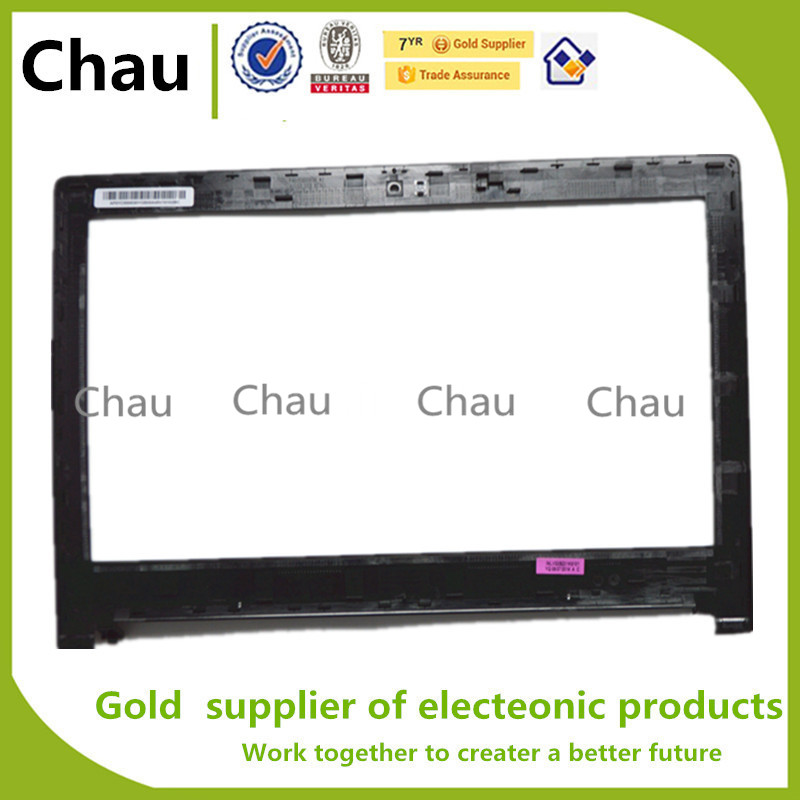 New For <font><b>Lenovo</b></font> <font><b>G400S</b></font> G405S Lcd Front Bezel Cover AP0YC000E00 AP0YC000900 image