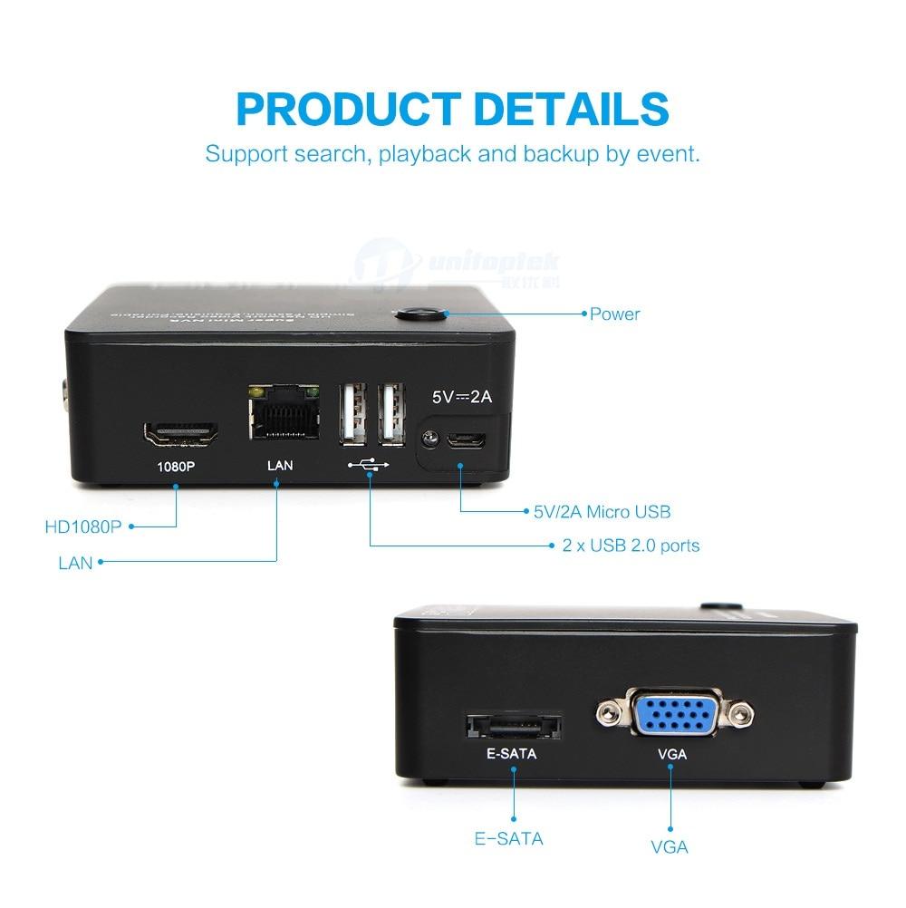 08 1080P CCTV NVR