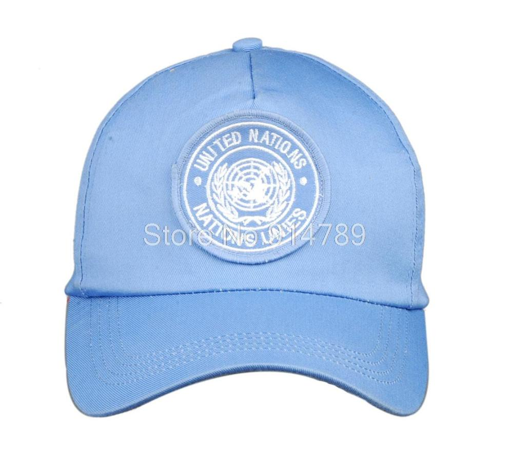UNITED NATIONS PEACEKEEPING FORCE BASEBALL CAP HAT 34382-in Baseball Caps  from Apparel Accessories on Aliexpress.com  a78a0b29d72